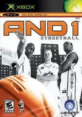 And 1 Streetball (Xbox) Pre-Owned: Game and Case