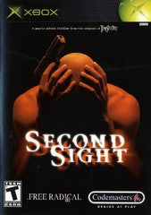 Second Sight (Xbox) Pre-Owned: Game, Manual, and Case