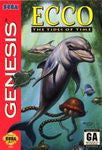 Ecco The Tides of Time (Sega Genesis) Pre-Owned: Game and Case