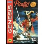 Pirates Gold (Sega Genesis) Pre-Owned: Game, Manual, and Case