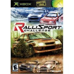 Ralli Sport Challenge (Xbox) Pre-Owned: Disc Only