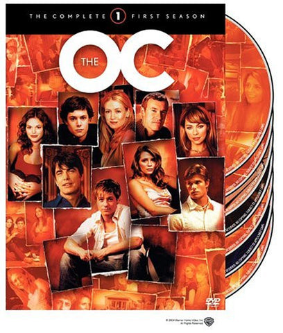 The O.C.: Season 1 (2004) OC (DVD / Season) Pre-Owned: Discs, Case, and Box