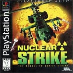 Nuclear Strike (Playstation 1) Pre-Owned: Game, Manual, and Case