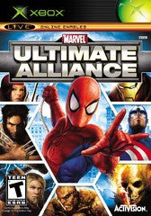 Marvel Ultimate Alliance (Xbox) Pre-Owned: Game, Manual, and Case