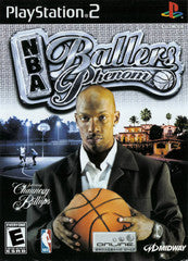 NBA Ballers Phenom (Playstation 2) Pre-Owned: Game, Manual, and Case