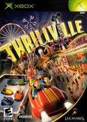 Thrillville (Xbox) Pre-Owned: Game, Manual, and Case