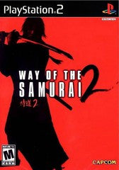 Way of the Samurai 2 (Playstation 2 / PS2) Pre-Owned: Game, Manual, and Case