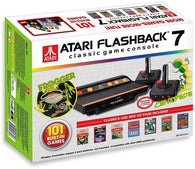 Atari Flashback 7 (At Games) Pre-Owned: System, 2 Controllers, AC Adapter, AV Cord, Manual, and Box