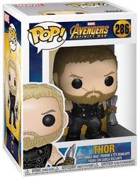 Marvel: Avengers Infinity War: #286 - Thor (Funko POP!) NEW