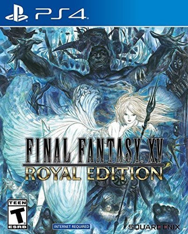 Final Fantasy XV Royal Edition (Playstation 4) Pre-Owned