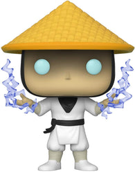 Games: #539 - Moral Kombat: Raiden with Lightning - Club Exclusive (Funko POP!) NEW