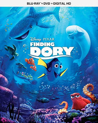 Finding Dory (Blu Ray Only) Pre-Owned: Disc and Case