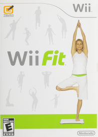 Wii Fit (Nintendo Wii) Pre-Owned: Game, Manual, and Case