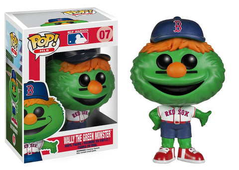 Funko POP! Figure - MLB #07: Red Sox - Wally The Green Monster - NEW 1