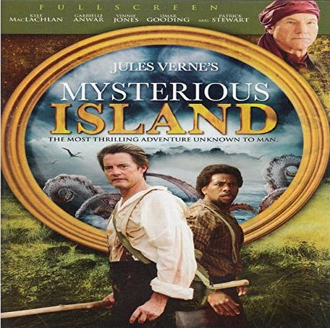 Jules Verne's - Mysterious Island: (DVD) Pre-Owned