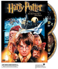 Harry Potter and the Sorcerer's Stone (Full Screen Edition) (2001) (DVD / Movie) Pre-Owned: Disc(s) and Case