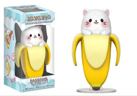 Funko Vinyl Collectible Figure: Bananya: The Kitty Who Lives In a Banana - NEW