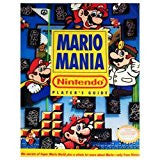 Mario Mania (Official Nintendo Player's Strategy Guide) Pre-Owned