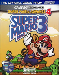Super Mario Advance 4: Super Mario Bros. 3 (Official Nintendo Player's Strategy Guide) Pre-Owned