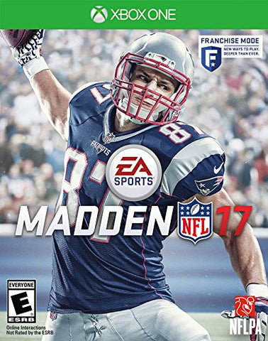 Madden NFL 17 (Xbox One) NEW