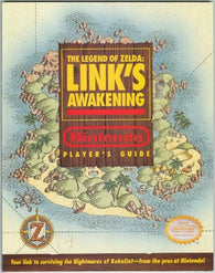 The Legend of Zelda: Link's Awakening (Official Nintendo Player's Strategy Guide) Pre-Owned