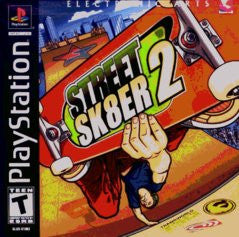 Street Sk8Ter / Street Skater (Playstation 1 / PS1) Pre-Owned: Game, Manual, and Case