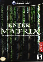 Enter the Matrix (Nintendo GameCube) Pre-Owned: Game and Case