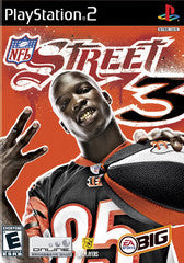 NFL Street 3 (Playstation 2 / PS2)