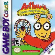 Arthur's Absolutely Fun Day (Nintendo Game Boy Color) Pre-Owned: Cartridge Only