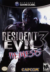 Resident Evil 3 Nemesis (Nintendo GameCube) Pre-Owned: Game, Manual, and Case