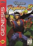 Virtua Fighter 2 (Sega Genesis) Pre-Owned: Game, Manual, and Box