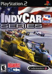 IndyCar Series (Playstation 2) Pre-Owned: Game, Manual, and Case