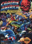 Captain America and the Avengers (Sega Genesis) Pre-Owned: Cartridge Only