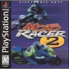 Moto Racer 2 (Playstation 1 / PS1) Pre-Owned: Game, Manual, and Case
