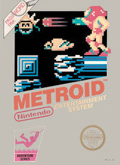 Metroid (Nintendo / NES) Pre-Owned: Cartridge Only