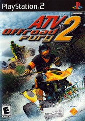 ATV Offroad Fury 2 (Not For Resale Edition) (Playstation 2 / PS2) Pre-Owned: Game, Manual, and Case