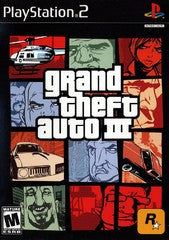 Grand Theft Auto III 3 (Playstation 2 / PS2) NEW