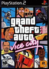 Grand Theft Auto Vice City (Playstation 2 / PS2) Pre-Owned: Game and Case