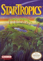 Star Tropics (Nintendo / NES) Pre-Owned: Cartridge Only