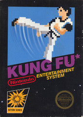 Kung Fu (Nintendo / NES) Pre-Owned: Cartridge Only