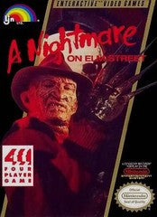 A Nightmare on Elm Street (Nintendo) Pre-Owned: Cartridge Only