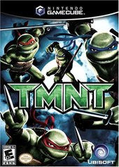 TMNT (Nintendo GameCube) Pre-Owned: Game, Manual, and Case
