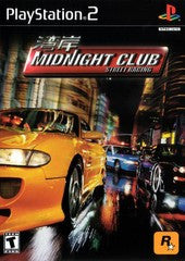 Midnight Club Street Racing (Playstation 2 / PS2) Pre-Owned: Game, Manual, and Case