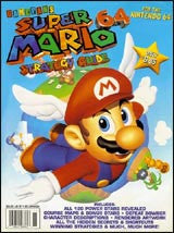 Super Mario 64 (GameFan's Strategy Guide) Pre-Owned