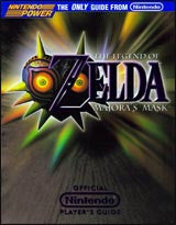 The Legend of Zelda: Majora's Mask - Official Nintendo Player's Guide (Strategy Guide / Nintendo Power) Pre-Owned