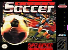 Elite Soccer (Super Nintendo / SNES) Pre-Owned: Cartridge Only