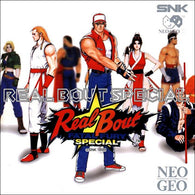 Real Bout Fatal Fury Special (Neo Geo CD - English Release) Pre-Owned: Game, Manual, and Case w/ Logo