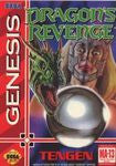 Dragon's Revenge (Sega Genesis) Pre-Owned: Game, Manual, and Case