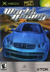World Racing (Xbox) Pre-Owned: Game, Manual, and Case