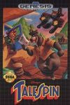 TaleSpin (Sega Genesis) Pre-Owned: Game, Manual, and Case